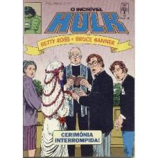 30336 Hulk 73 (1989) Editora Abril