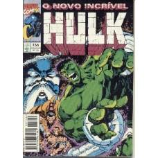 30375 Hulk 136 (1994) Editora Abril
