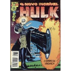 30377 Hulk 137 (1994) Editora Abril