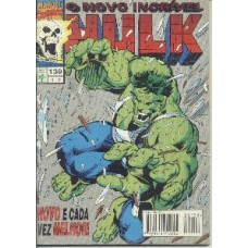 30380 Hulk 139 (1995) Editora Abril