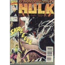 30385 Hulk 142 (1995) Editora Abril