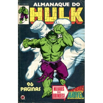 Almanaque do Hulk 1 (1980)
