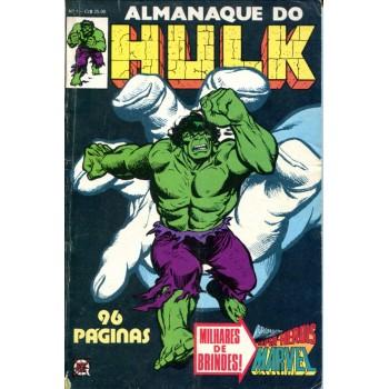 Almanaque do Hulk 1 (1980)