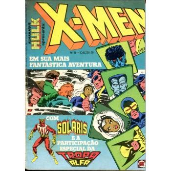 Almanaque do Hulk 9 (1982)