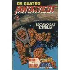 26834 Os Quatro Fantásticos 10 (1980) Editora RGE