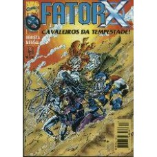 28530 Fator X 3 (1997) Editora Abril