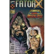 28532 Fator X 5 (1997) Editora Abril