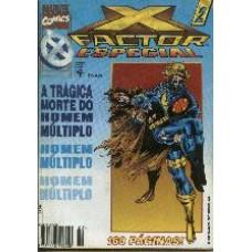 28842 X - Factor Especial 2 (1996) Editora Abril