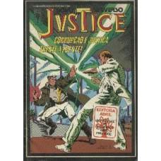 31393 Justice 4 (1987) Editora Abril Editora Abril