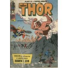31505 Álbum Gigante 4 (1968) 4a Série Thor Editora Ebal