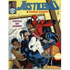 33026 Justiceiro 2 (1991) Editora Abril