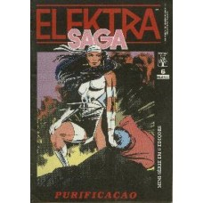 33817 Elektra Saga 6 (1989) Editora Abril