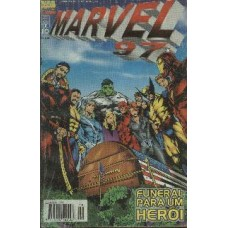 34161 Marvel 97 10 (1997) Editora Abril
