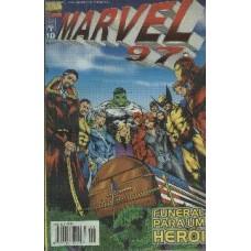34162 Marvel 97 10 (1997) Editora Abril