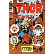 40072 Album Gigante 25 (1969) 4a Série Thor Editora Ebal