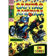40236 Capitão Z em Cores 2 (1970) Editora Ebal