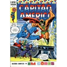 40237 Capitão Z em Cores 3 (1970) Editora Ebal