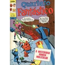 40269 Estréia 8 (1970) 1a Série Quarteto Fantástico Editora Ebal