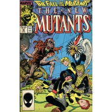 The News Mutants 59 (1988)