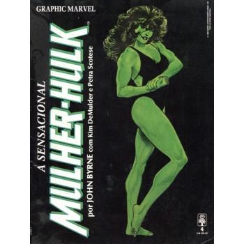 Graphic Marvel 4 (1990)