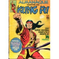 Almanaque Mestre do Kung Fú 1 (1982)