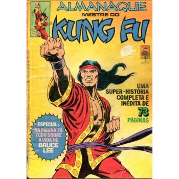 Almanaque Mestre do Kung Fú 1 (1982)