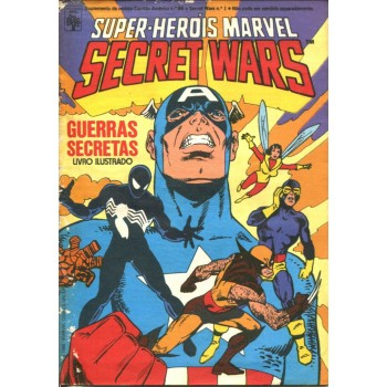 Super Heróis Marvel (1986)