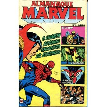 Almanaque Marvel 1 (1979)