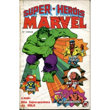 Super Heróis Marvel 1 (1979)