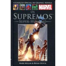 Coleção Oficial de Graphic Novels Marvel 28 (2013)