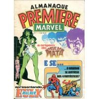 Almanaque Premiére Marvel 1 (1982)