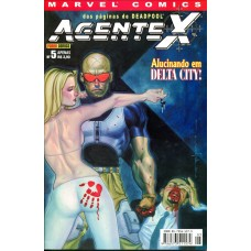 Agente X 5 (2003)