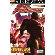Avante Vingadores 14 (2008)