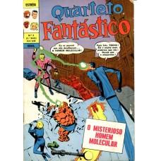 Estréia 8 (1970) 1a Série Quarteto Fantástico