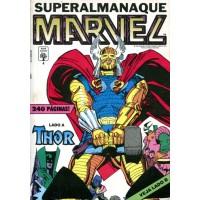 Superalmanaque Marvel 4 (1991)
