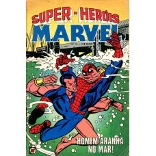 Super Heróis Marvel 12 (1980)