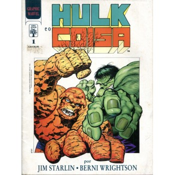 Graphic Marvel 1 (1990)