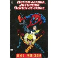 Homem Aranha, Justiceiro e Dentes de Sabre (1994)