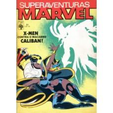 39789 Superaventuras Marvel 51 (1986) Editora Abril