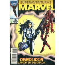 Superaventuras Marvel 164 (1996)
