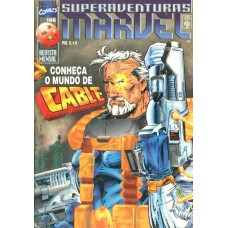 Superaventuras Marvel 166 (1996)