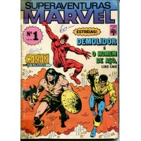 Superaventuras Marvel 1 (1982)