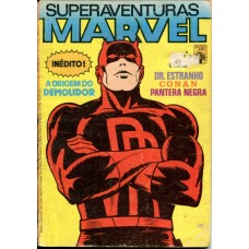 Superaventuras Marvel 3 (1982)