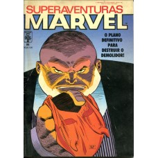 Superaventuras Marvel 86 (1989)