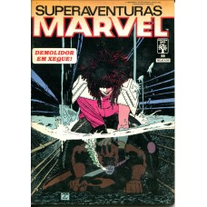Superaventuras Marvel 88 (1989)