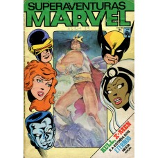 Superaventuras Marvel 25 (1984)
