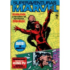 Superaventuras Marvel 38 (1985)
