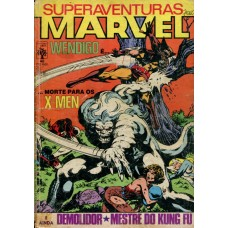 Superaventuras Marvel 40 (1985)