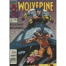 28317 Wolverine 34 (1994) Editora Abril