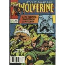 28320 Wolverine 37 (1995) Editora Abril
